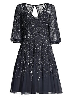 a76d2aab74224 Mother of the Bride Dresses: Lace, Beaded & More | Saks.com