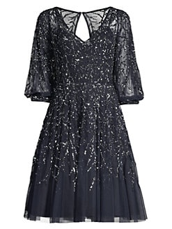 f1581c576 Mother of the Bride Dresses: Lace, Beaded & More | Saks.com
