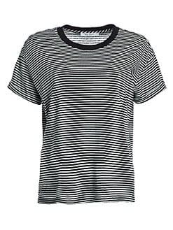 6d44bec83ff8b Women's T-Shirts & Tank Tops | Saks.com