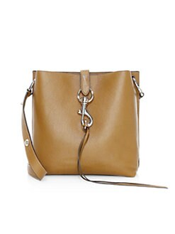 aa3acce7f QUICK VIEW. Rebecca Minkoff. Small Megan Leather Feed Bag