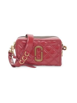 Marc Jacobs Bags Snapshot Quilted Leather Camera Bag
