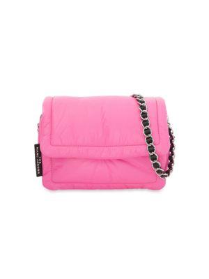 Marc Jacobs Crossbody The Pillow Leather Crossbody Bag