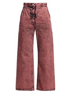 62efdde43f1 QUICK VIEW. Rachel Comey. Bishop Acid Wash Jeans