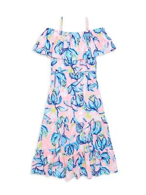 Lilly Pulitzer Kids Little Girl S Girl S Seraphina Dress