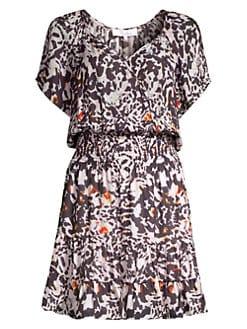 f0f6e46839d6 Parker | Women's Apparel - Dresses - Florals & Prints - saks.com