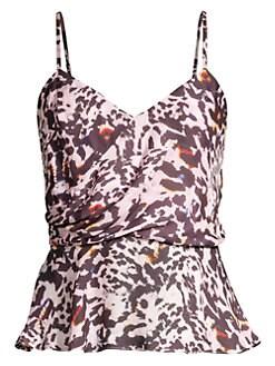 383c90468b Women's T-Shirts & Tank Tops | Saks.com