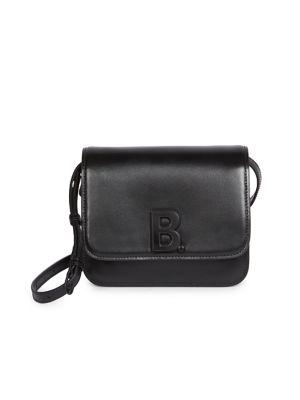 28d44e7e Medium B Leather Crossbody Bag