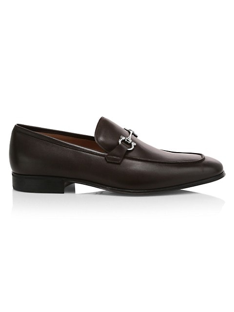 Carob Simply Leather Loafers