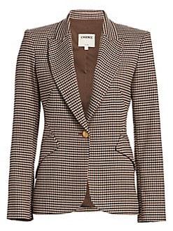 f30a9e35b Women's Apparel - Coats & Jackets - Blazers - saks.com