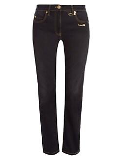 e62e0497283 Straight Leg Jeans For Women | Saks.com