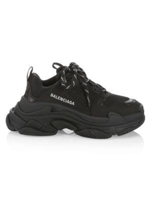 Triple S Sneaker RED GREY WHiTE für Für Sie Balenciaga