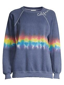 3c18c71d02afda Women's Apparel - Sweatshirts - saks.com