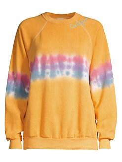 a1b52641f4 Women's Apparel - Sweatshirts - saks.com