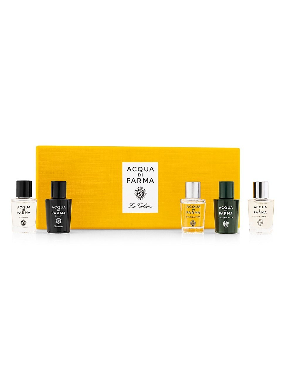Acqua Di Parma WOMEN'S LE COLONIE 5-PIECE MINIATURE SET