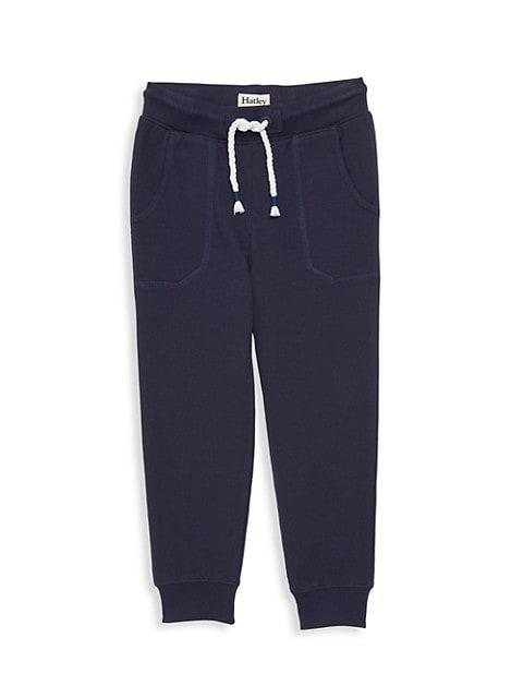 Little Boy's & Boy's Slim-Fit Jogging Pants
