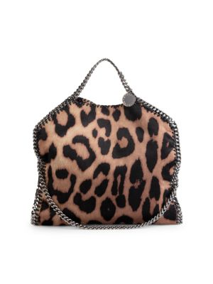 Stella Mccartney Small Falabella Velvet Tote