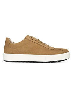 68700e78f7bd2 Lamont Low-Top Leather Sneakers CAMEL. QUICK VIEW. Product image