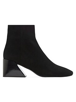 1ddb80db47b Mercedes Castillo. Jimme Suede Ankle Boots