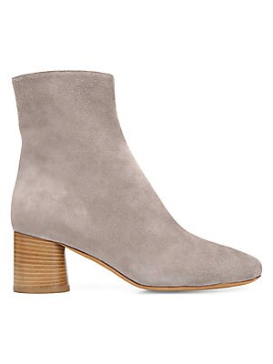 Tasha Suede Ankle Boots by Vince