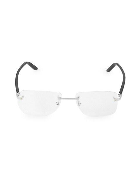 57MM Optical Sunglasses
