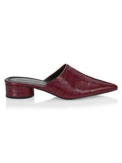 241c804a6 Women's Shoes: Mules & Slides   Saks.com