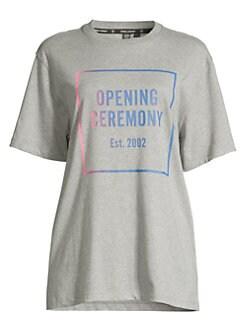 4c96c1cb960ff0 Women's T-Shirts & Tank Tops | Saks.com