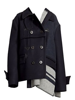 53a3deffd Sacai | Women's Apparel - Coats & Jackets - saks.com