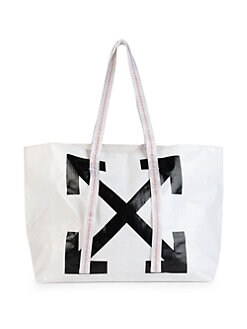540fcc2ba New Commercial Tote WHITE BLACK. QUICK VIEW. Product image