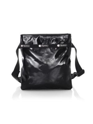 Lesportsac Madison Convertible Belt Bag In Black