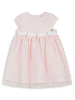 Baby's & Little Girl's Shiny Tulle Dress