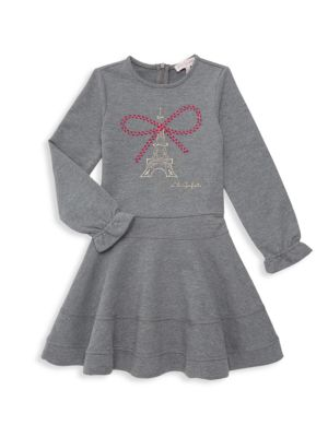 Lili Gaufrette Little Girl S Eiffel Tower Dress
