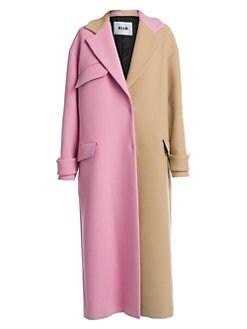 9ad1b132f Women's Apparel - Coats & Jackets - Wool & Cashmere - saks.com