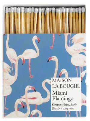 Maison La Bougie Miami Flamingo Matches