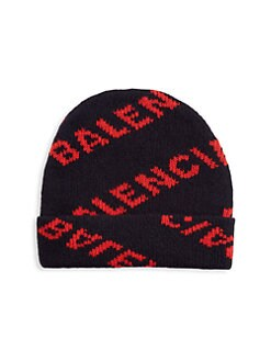 skull fit polo embroidered Beanie Hat. Black ribbed