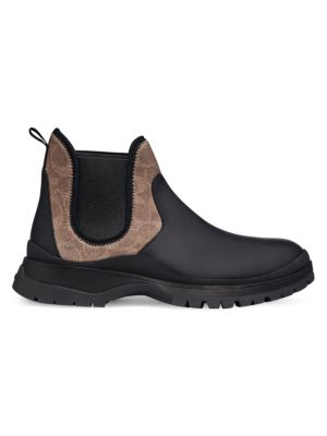 Coach Hybrid Chelsea Boots