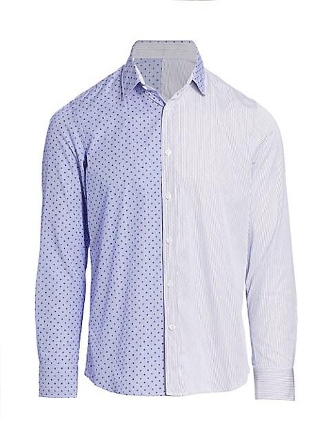 Mixed Stars & Stripes Shirt