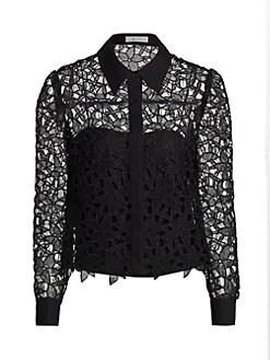 1ffaf53922acaa Tops For Women: Blouses, Shirts & More | Saks.com