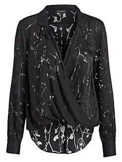 301512afed1 Tops For Women: Blouses, Shirts & More   Saks.com