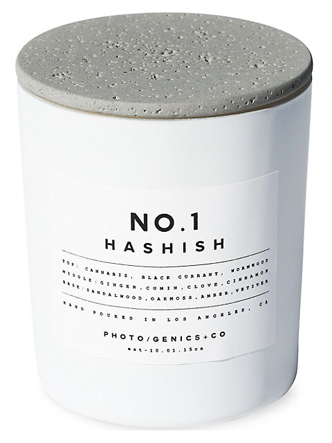 No.1 Hashish Glass Candle
