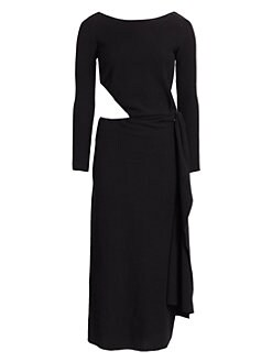 a0478c2ba7d53 Product image. QUICK VIEW. Cult Gaia. Tina Cutout Knit Dress