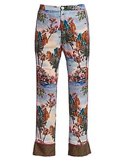 a471ad34d3e911 Pants For Women: Trousers, Joggers & More | Saks.com