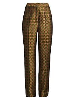 c2fbbe9d908fe8 Pants For Women: Trousers, Joggers & More | Saks.com