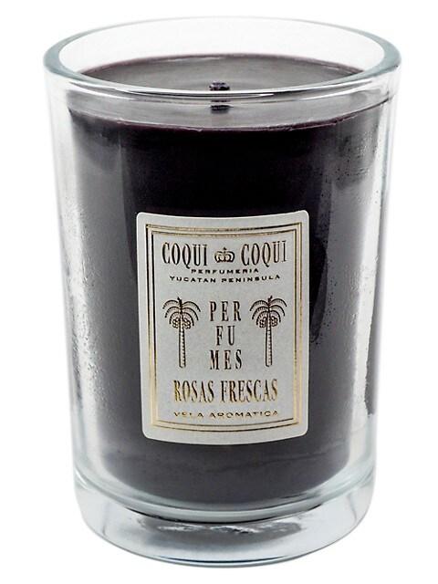 Yucatan Rosas Frescas Scented Candle