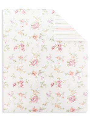 Anne De Solene Josephine Full Floral Duvet Cover