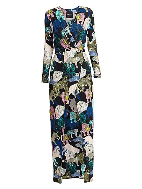 Les Chats Maxi Dress