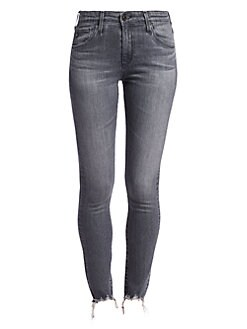 5256ef01209f62 Jeans For Women: Boyfriend, Skinny & More | Saks.com
