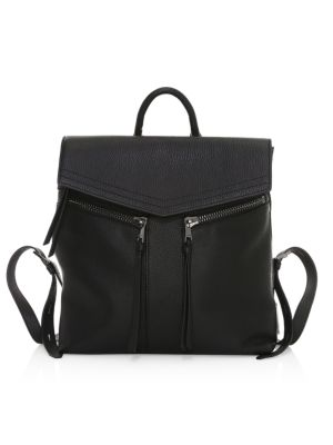 Botkier New York Trigger Faux Leather Backpack