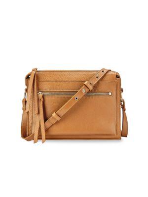 Whitney Leather Crossbody Bag