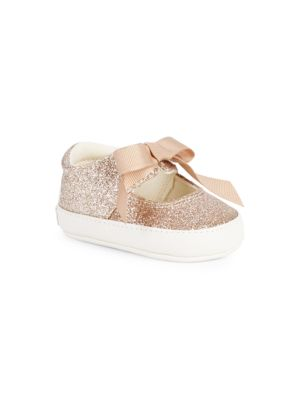 Girls Glam Glitter Shoes