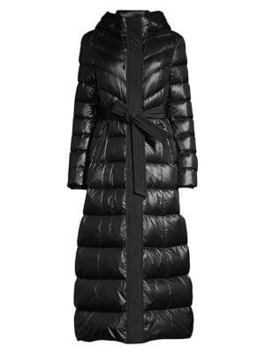 Mackage Coats Calina Hooded Puffer Coat